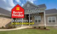 Tax Benefits of Homeownership
