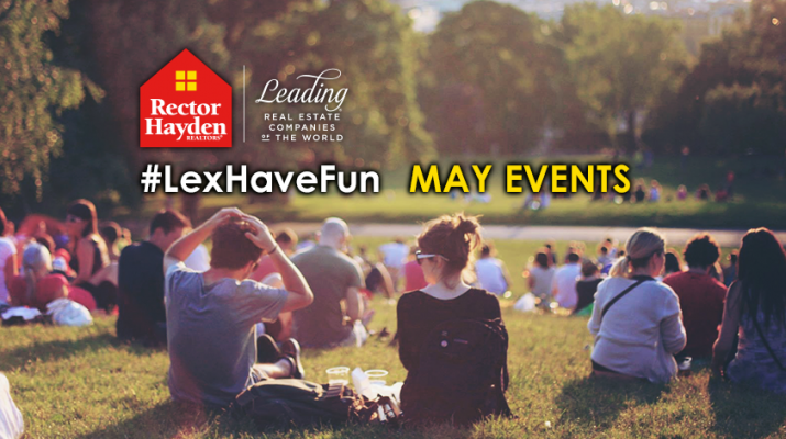May 2017 Events in Central Kentucky