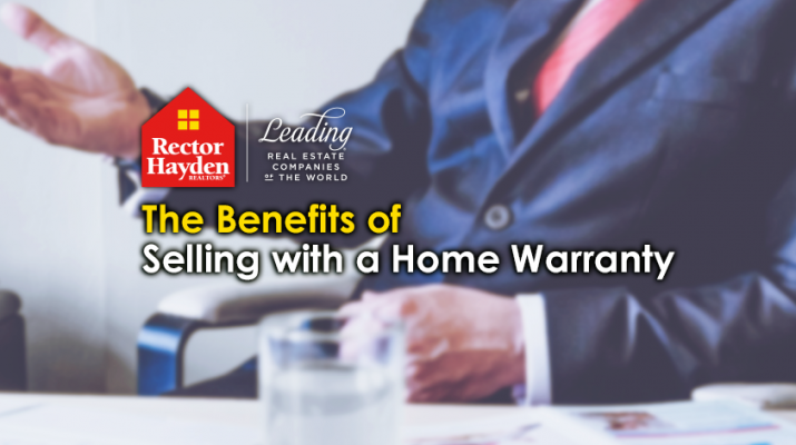 The Benefits of Selling with a Home Warranty