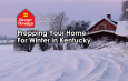 Prepping Your Home for Winter in Kentucky